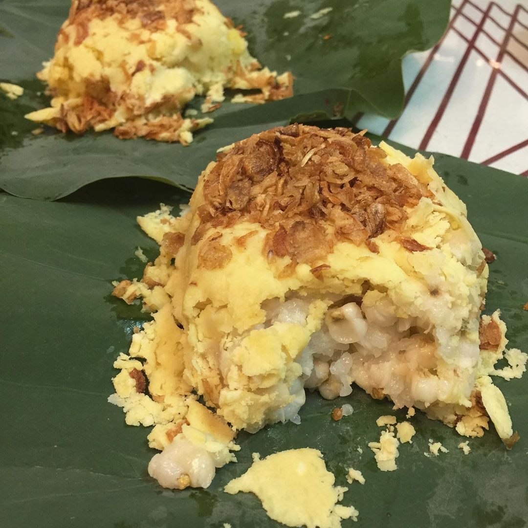 Sticky rice - package the taste of the fields of Ha Thanh land - Photo 1