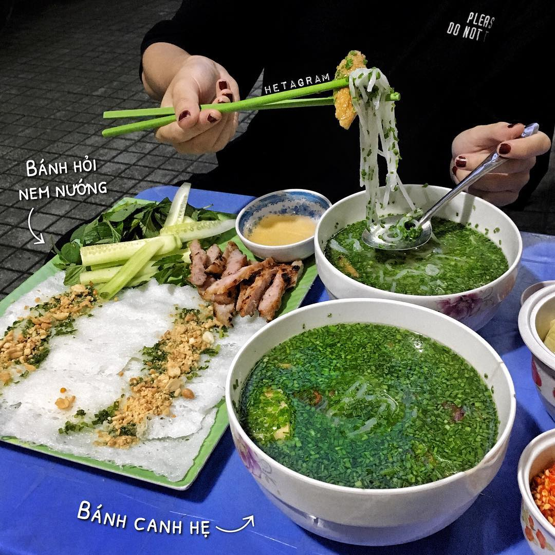 5 kinds of strange soup cakes in Saigon should try at least once - Photo 1